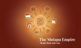 The Mutapa Empire