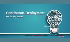Continuous Deployment mit Git und Jenkins