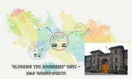 Wandsworth prison visit