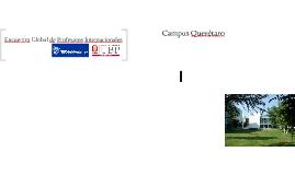 Encuentro Global TEC de Monterrey - Querétaro