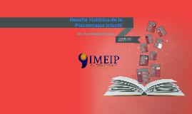 Copy of Reseña histórica de la Psicoterapia Infantil