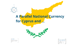 Designing a new currency for Cyprus