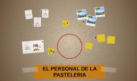 Copy of EL PERSONAL DE LA PASTELERIA