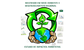 Lucilene - Palestra Impactos Meio Ambiente