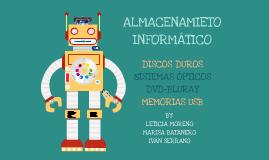Copy of Almacenamiento Informativo Leticia Moreno