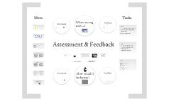UoP Assessment and Feedback Workshop