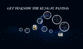 GET TO KNOW THE KUNG FU PANDAS