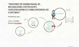 CONTRATOS DE SEGURO DE INCENDIO, ROBO Y TRANSPORTE