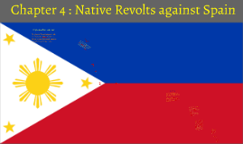 Chapter 5 : Native Revolts against Spain