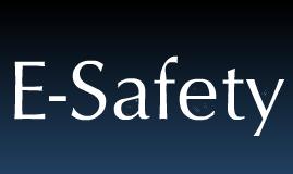 E-Safety KS5