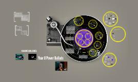 Year 8 Pop Music; Chord Sequences