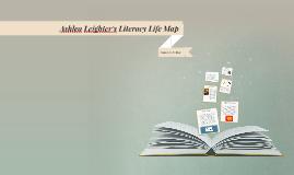 Ashlea's Literacy Life Map