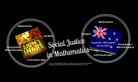 Social Justice in Mathematics