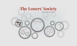 The Loners' Society
