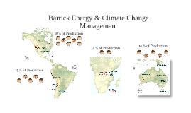 Barrick Energy
