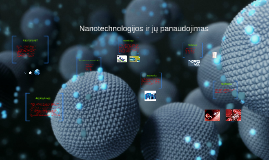 Nanotechnologijos ir jų panaudojimas