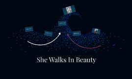 She Walks In Beauty