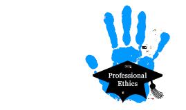 Etika profesionale