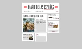 DIARIOS DE LAS ESPÑAS