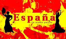 España, La madre patria