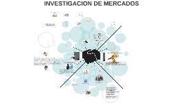 Copy of INVESTIGACION DE MERCADOS