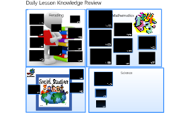 Copy of Daily Lesson Knowledge Review