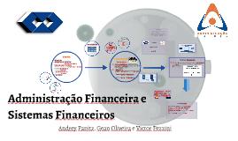 Administração Financeira e Sistemas Financeiros