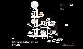 Communication within groups