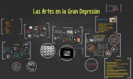 Las Artes en la Gran Depresión
