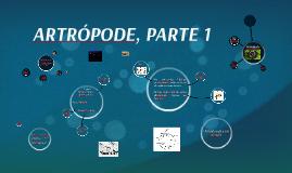 ATRÓPODES, PARTE 1