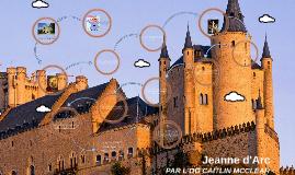 Jeanne d'Arc Projet