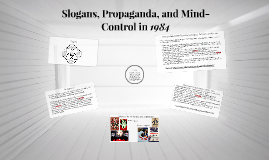Copy of Slogans, Propaganda, and Mind-Control in 1984