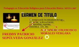 EXAMEN DE TÍTULO ICUC