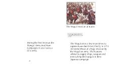 The Mongol Invasion of Korea