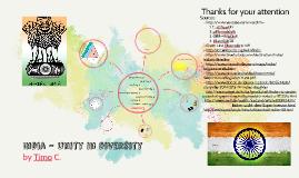 India - Unity in Diversity