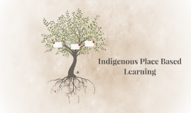 Indigenous Place Based Learning