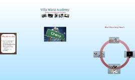 VMA Back to School Parent Presentation