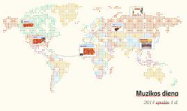 1975 m. UNESCO paskelbė spalio 1-ąją Tarptautine muzikos die
