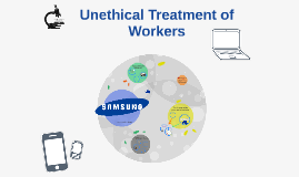 The examination of Samsung workers