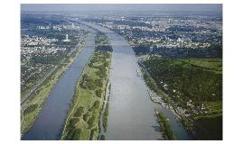 Die Wiener Donauinsel