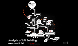 Copy of Analysis of SAI Building; reasons it fell.