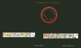 Copy of HISTORIA DE LA IGLESIA