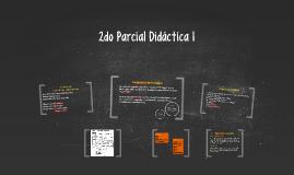 2do Parcial Didáctica I