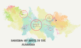 Barreira: My Route to the Alhambra