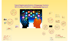 Copy of Multimodal Literacies for Preservice Teachers with Reading Disabilities