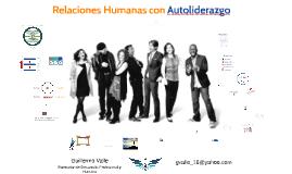 Relaciones Humanas con Autoliderazgo