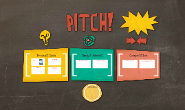 Pitch Template—Elements