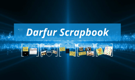 Darfur Scrapbook