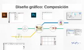 Diseño gráfico: Composición