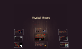 Copy of Copy of Physical Theatre